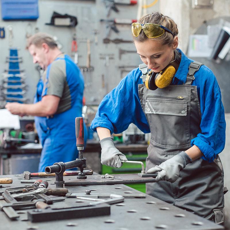 Industriemechaniker - Personalexpress KG - Filderstadt, Stuttgart