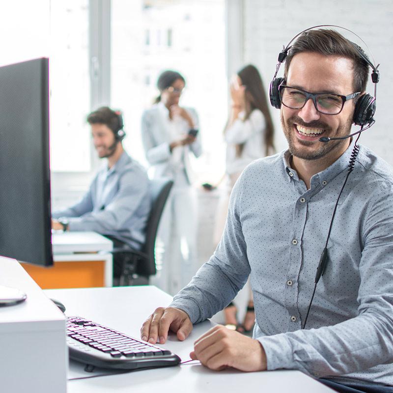 Mitarbeiter für Callcenter - Personalexpress KG - Filderstadt, Stuttgart